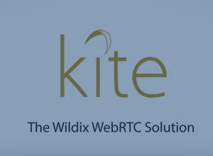 La soluzione WebRTC Wildix Kite